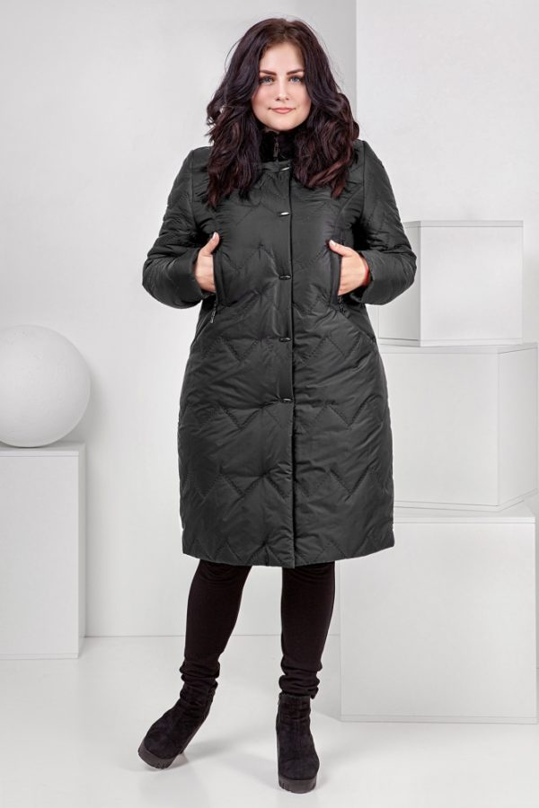 Зимнее пальто Верона мутон