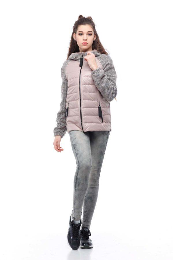 Куртка Фреш пыльная роза