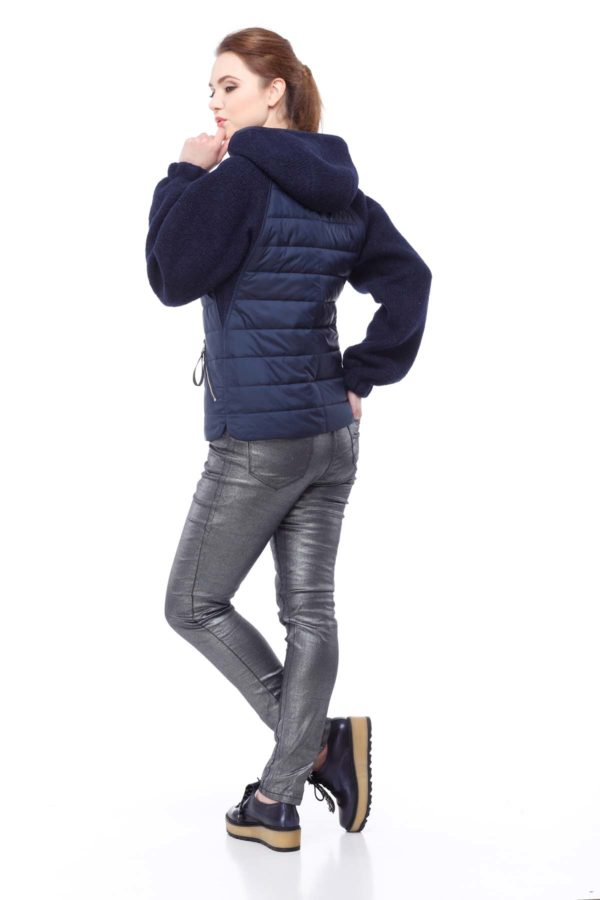 Куртка Фреш темно-синий
