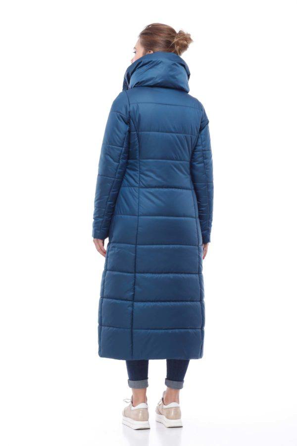 Пальто стеганое Комильфо Изумруд