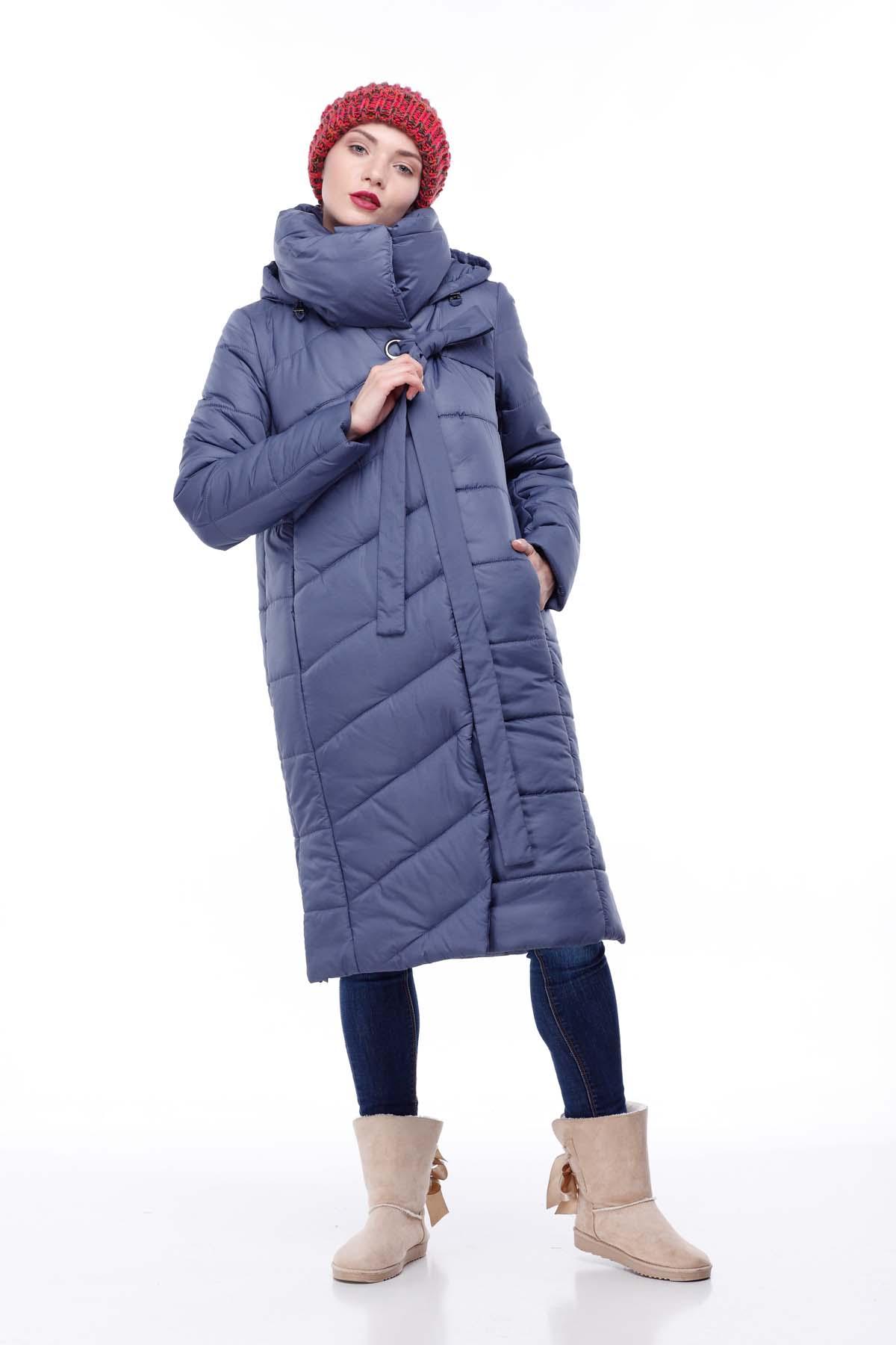 44ff3093d34 Зимнее пальто стеганое Вероника