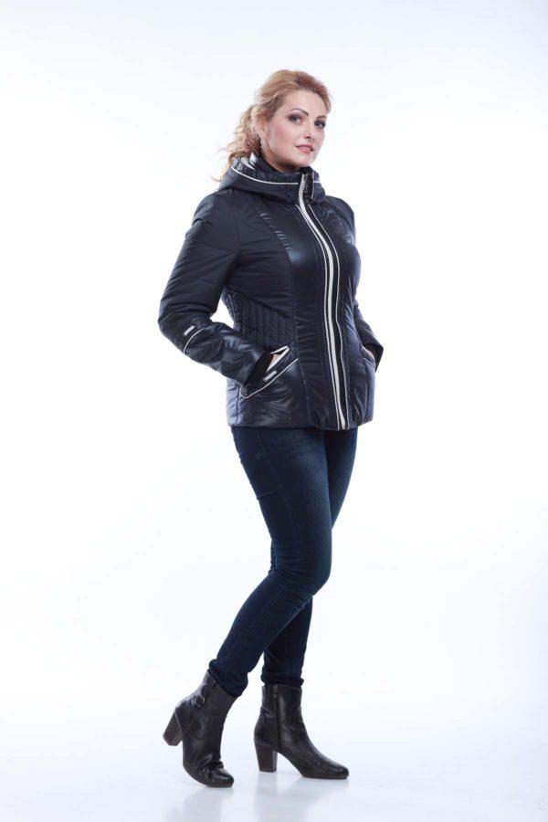 Куртка Кира 2 черный