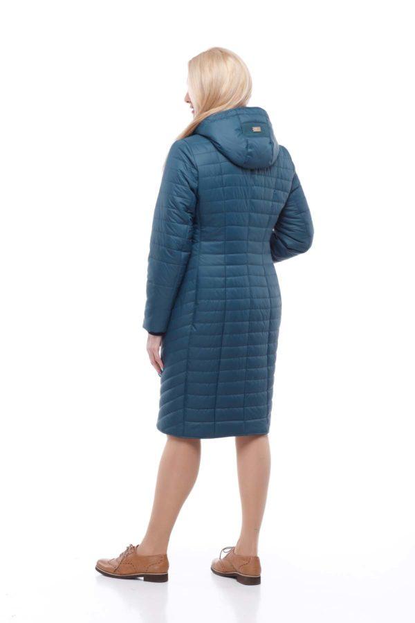 Пальто стеганое Ким, бискайский залив