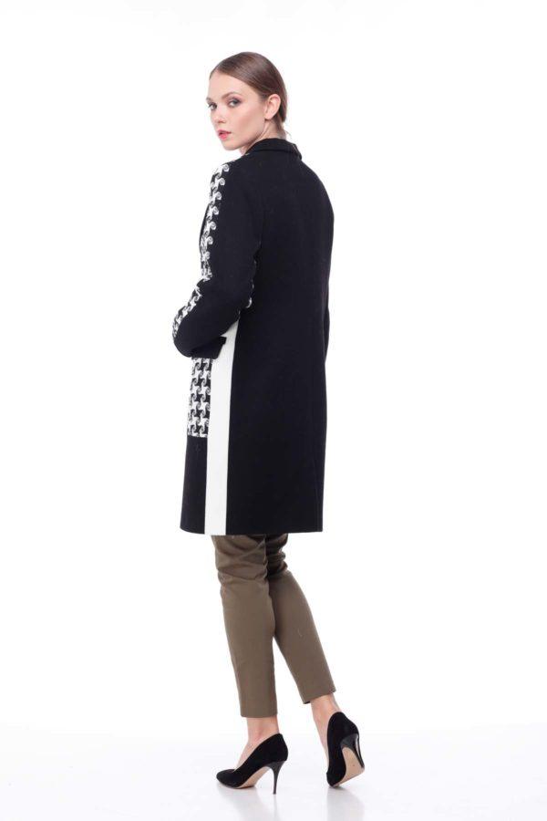 Пальто Ингрид лапка