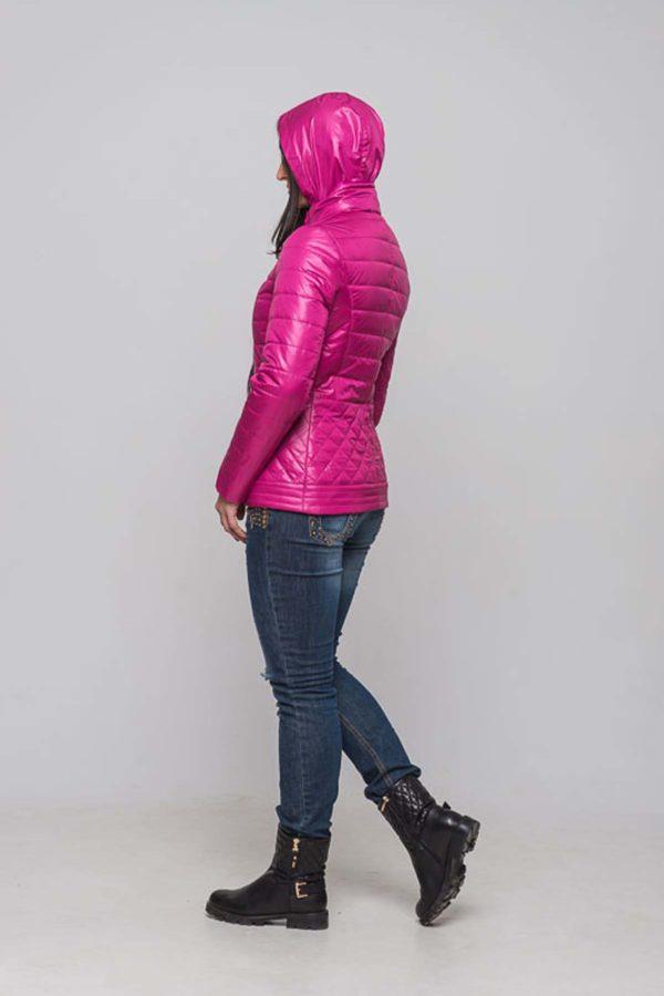 Куртка Жасмин фуксия
