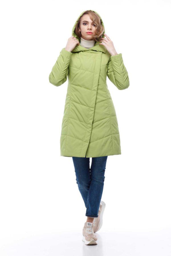 Пальто стьобана Ліка ammy лайм