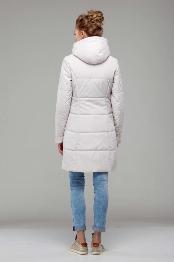 Пальто стьобана Ліка зефірний ammy