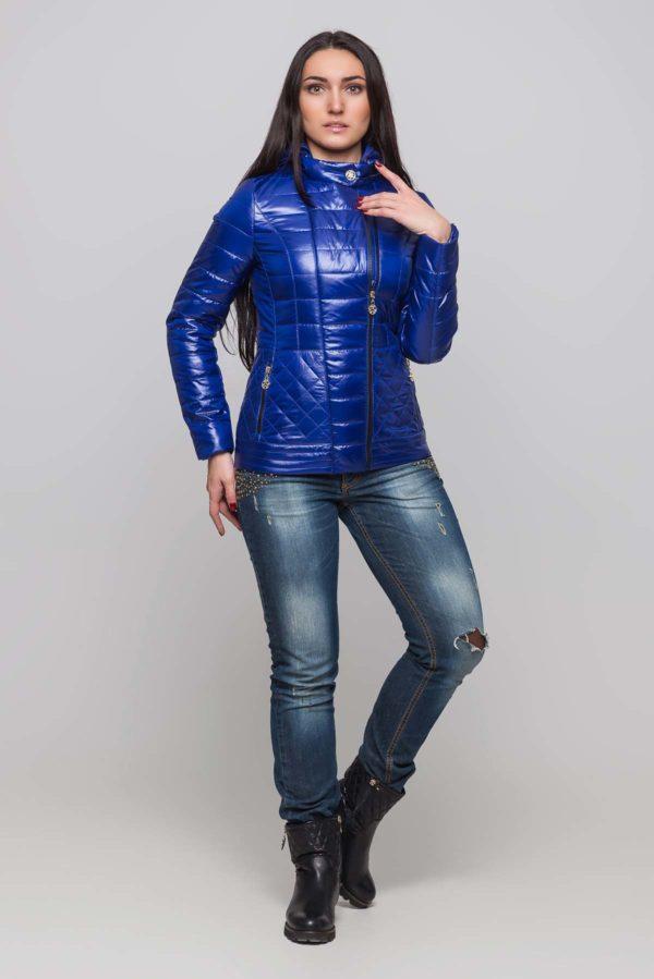 Куртка Жасмин волошка
