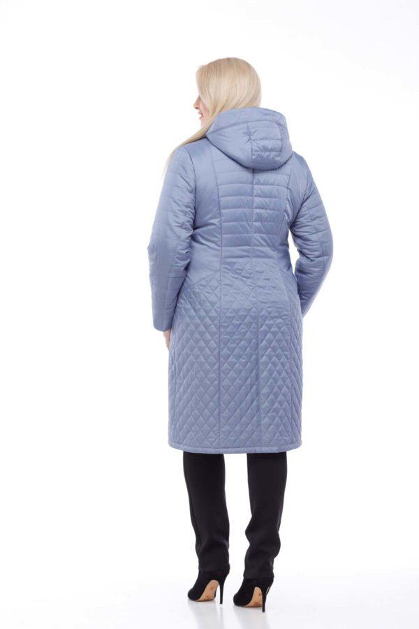 купить стеганое пальто весна Софи Стежка джинс ful dal