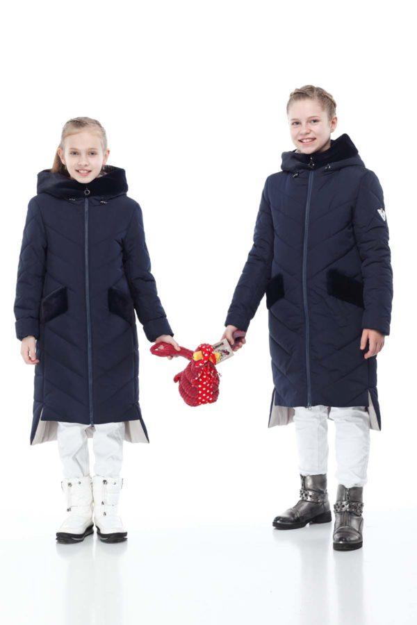 Дитяче пальто стьогане МОНТАНА Канада